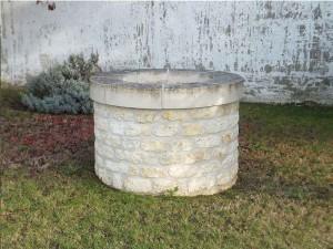 Maçonnerie Rénovation puits en pierre